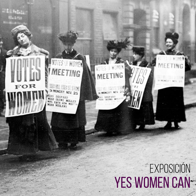 Yes women can