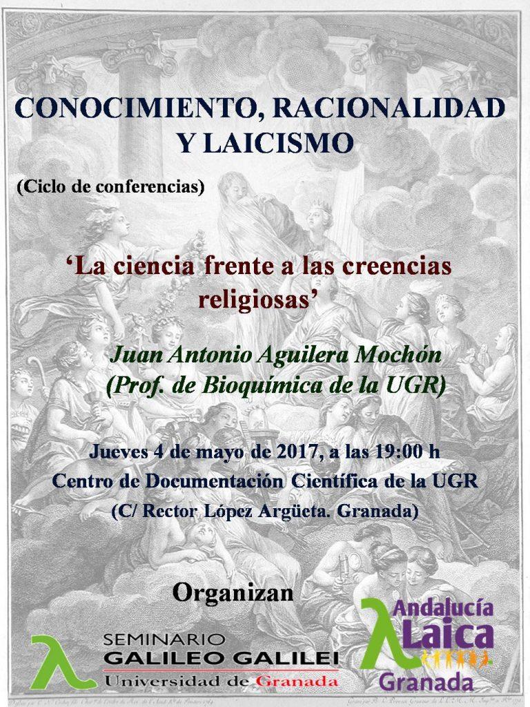 Cartel Ciclo Conocimiento 4-5-2017
