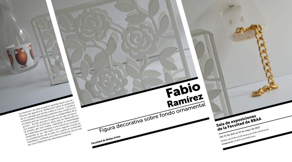 cartel Fabio Ramirez