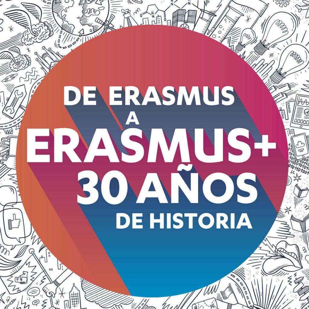 Programa Erasmus 30 años