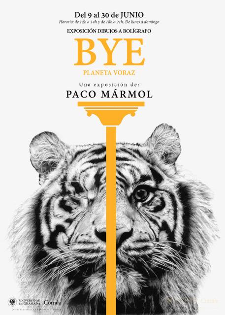 Exposición BYE de Paco Mármol