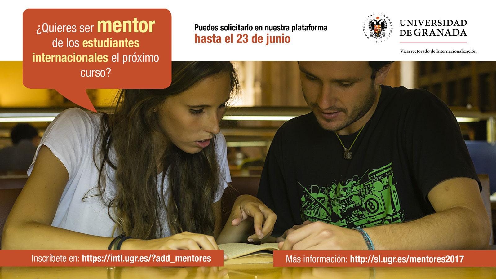 Programa mentor de la ugr quieres ser mentor de los - Comedores universitarios ugr ...