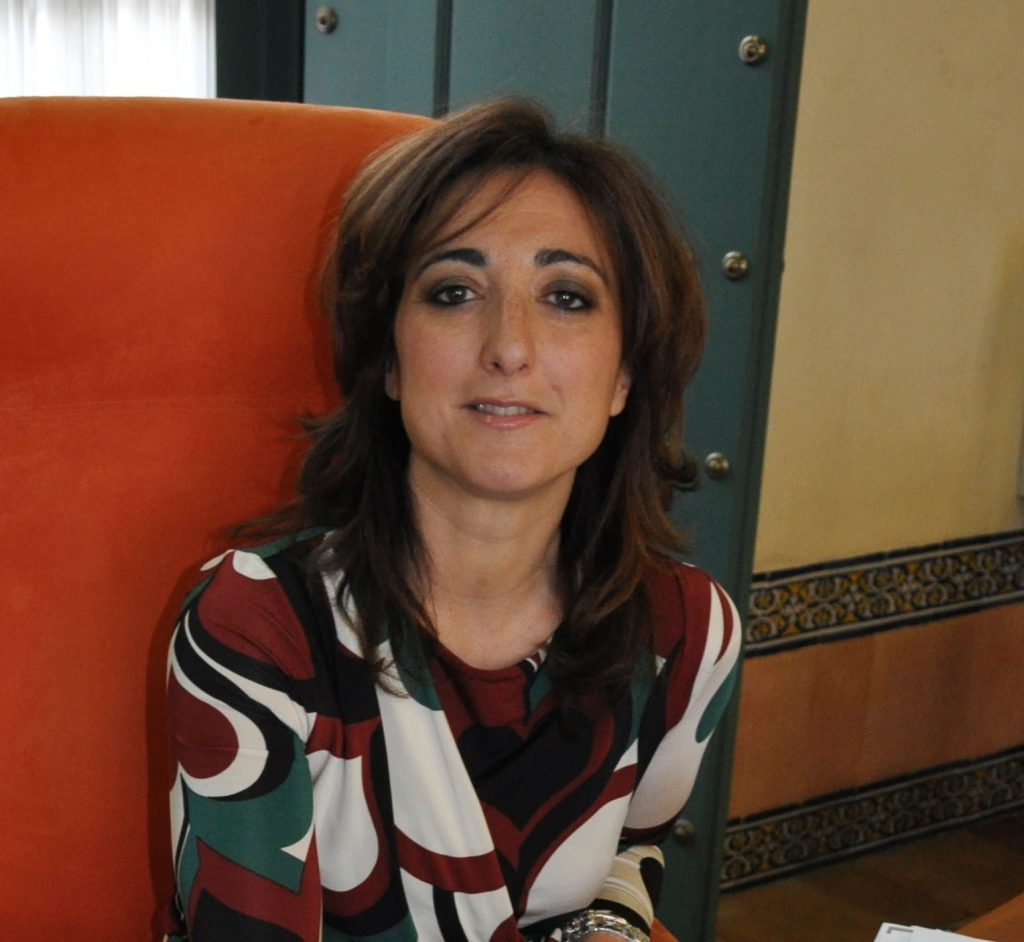 Semifinalista en Famelab: Margarita Sánchez Romero
