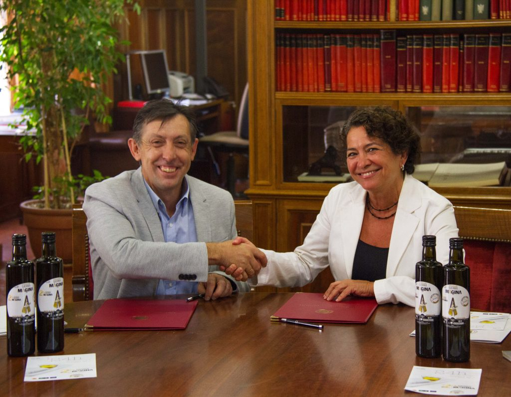 Convenio de colaboración entre CRDO Sierra Mágina y la UGR