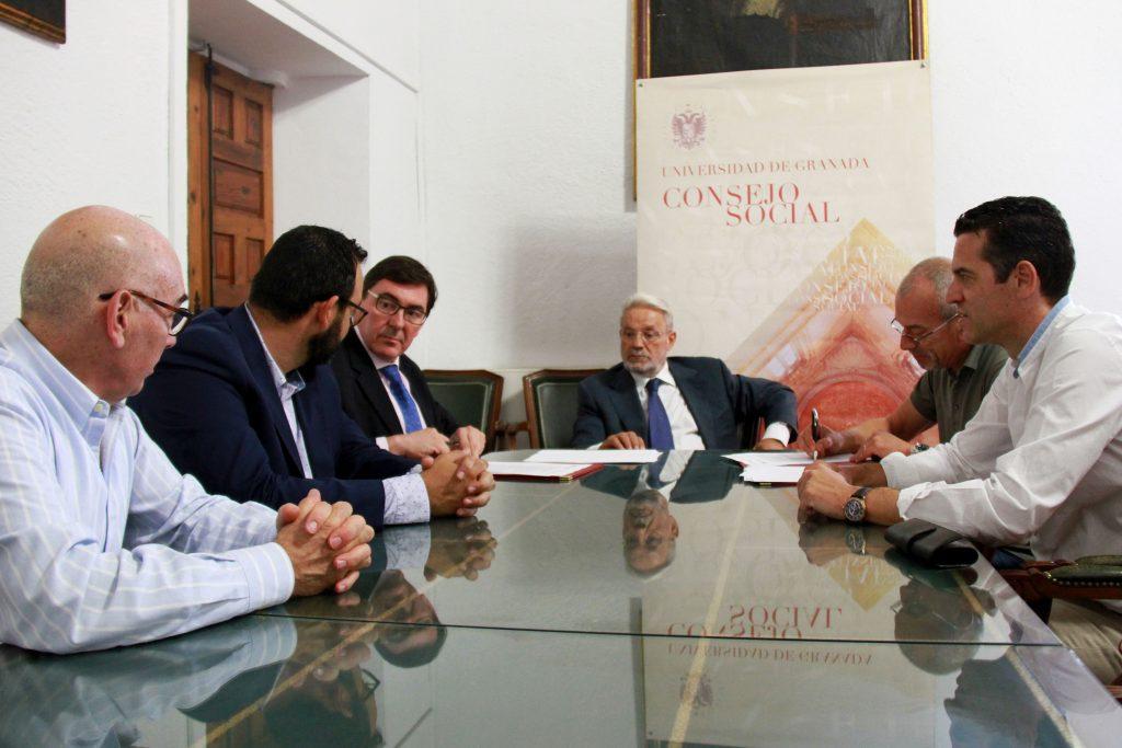 Proyecto SENSOBED: UGR - Grupo LoMonaco