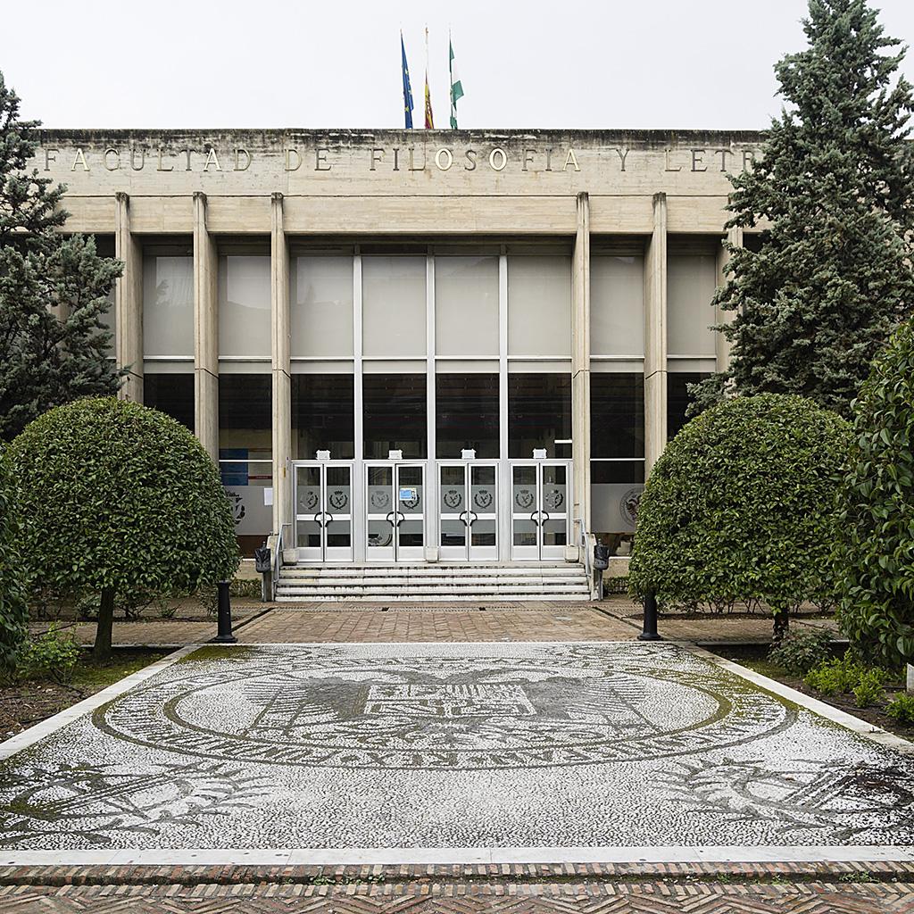 Facultad de Filosofía y Letras exterior