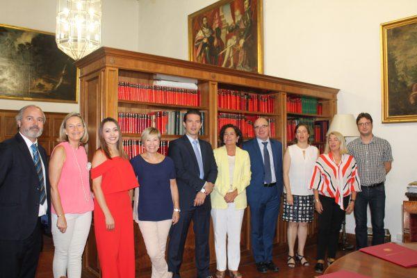 Cooperación académica con Guanajuato