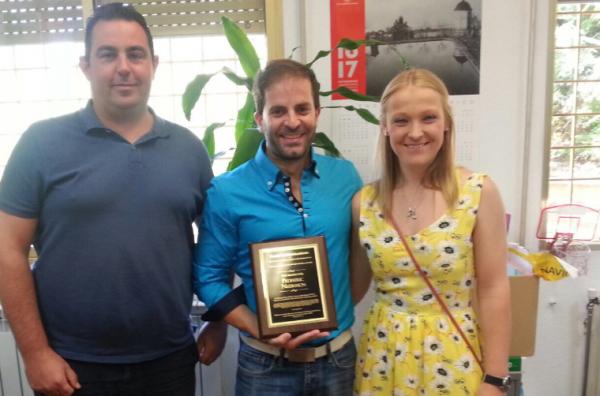 Los profesores de la UGR premiados
