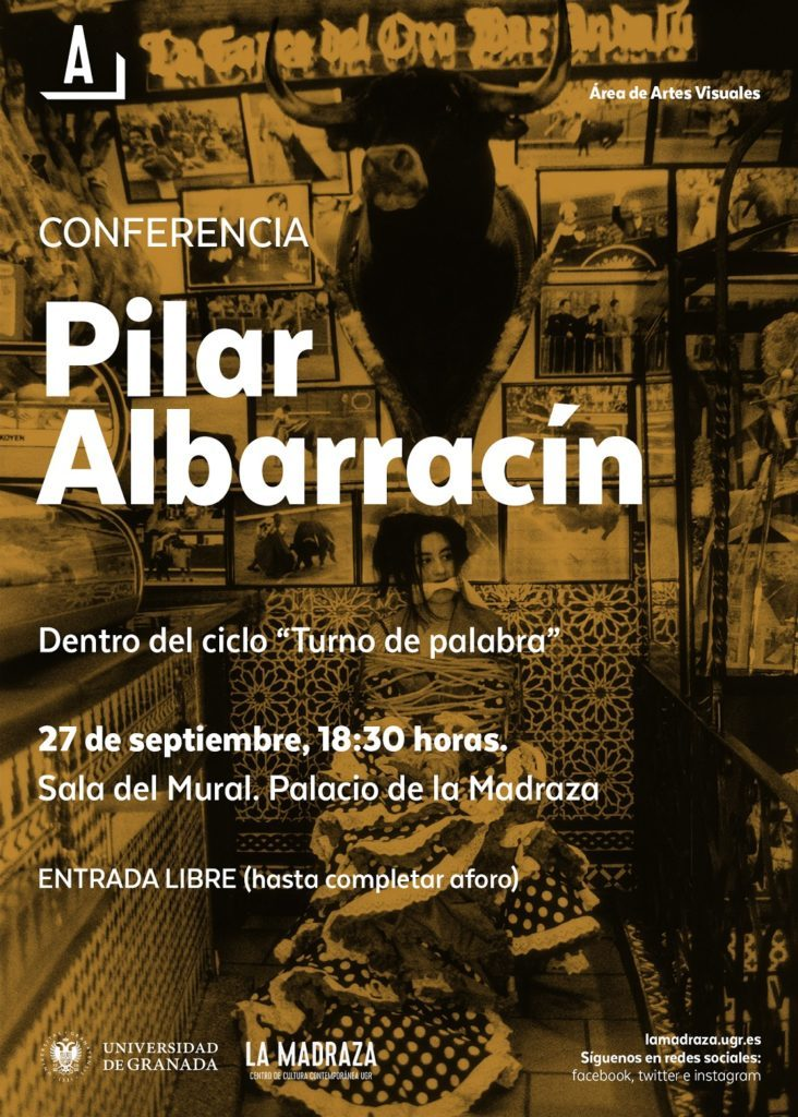 cartel pilar albarracin