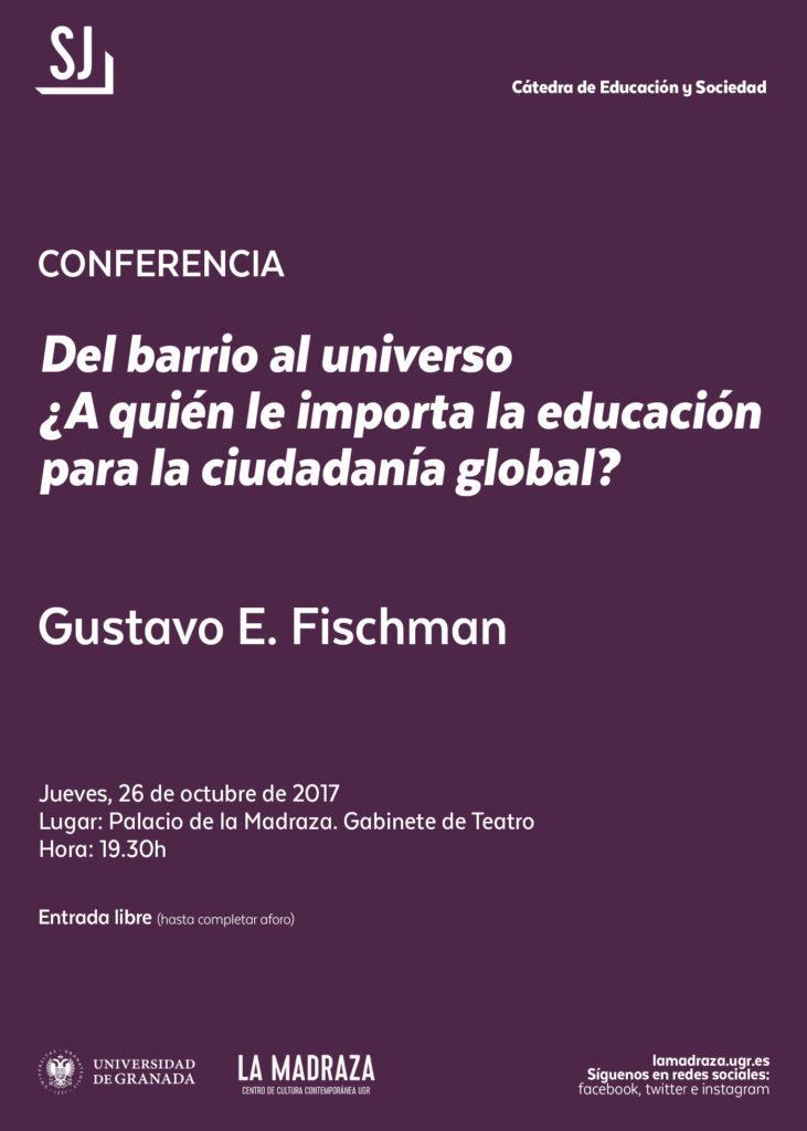 conferencia del barrio al universo