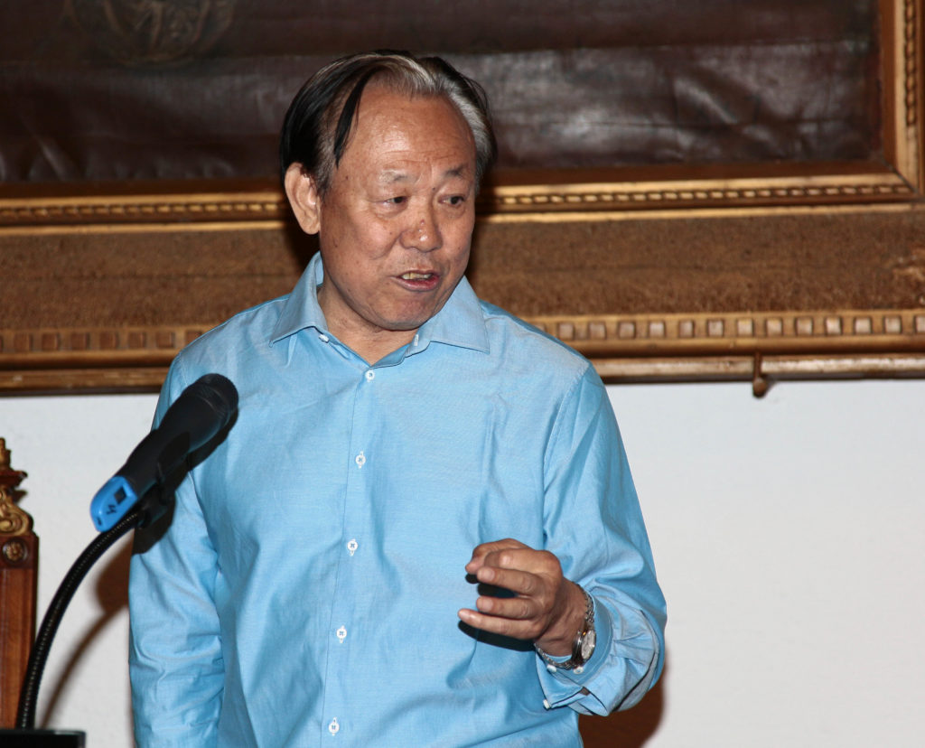 Mención especial a Zhao Zhenjiang