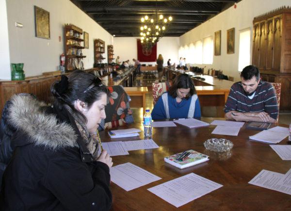 Imágenes del curso para reconocer y fomentar la excelencia en la supervisión de tesis doctorales.