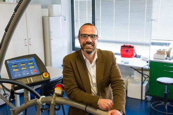Jonatan Ruiz lidera el ranking de investigadores españoles en el ámbito de las Ciencias del Deporte