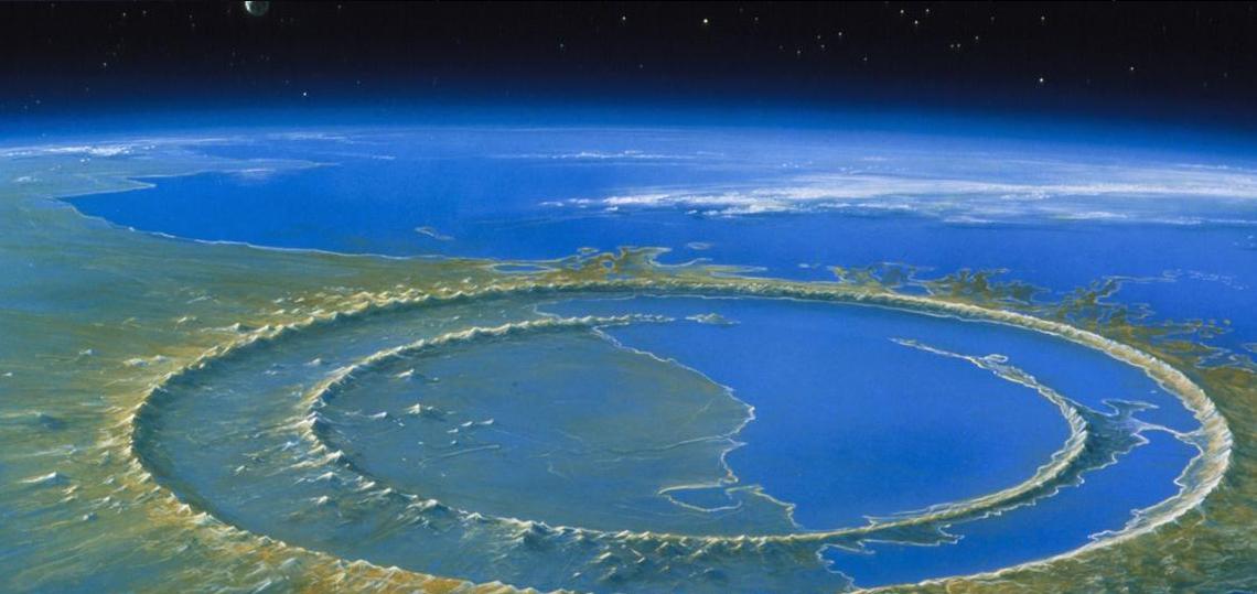 Cráter de Chicxulub