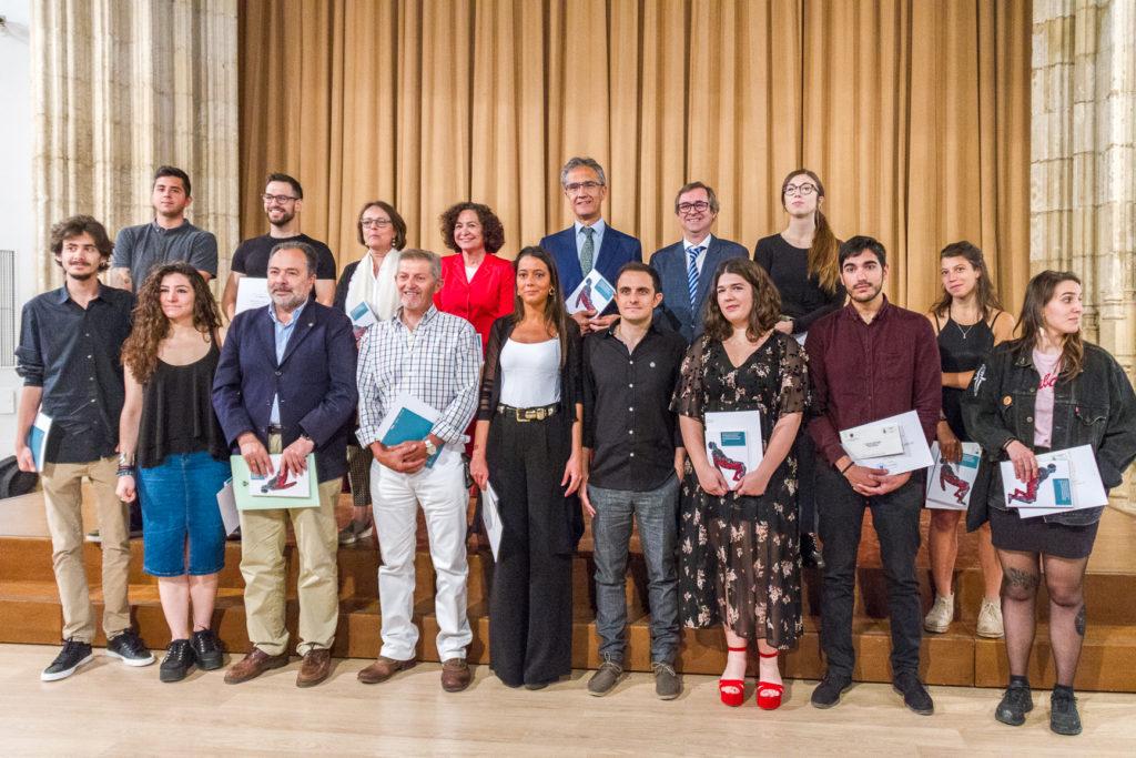 Premios de la UGR a la Creación Artística