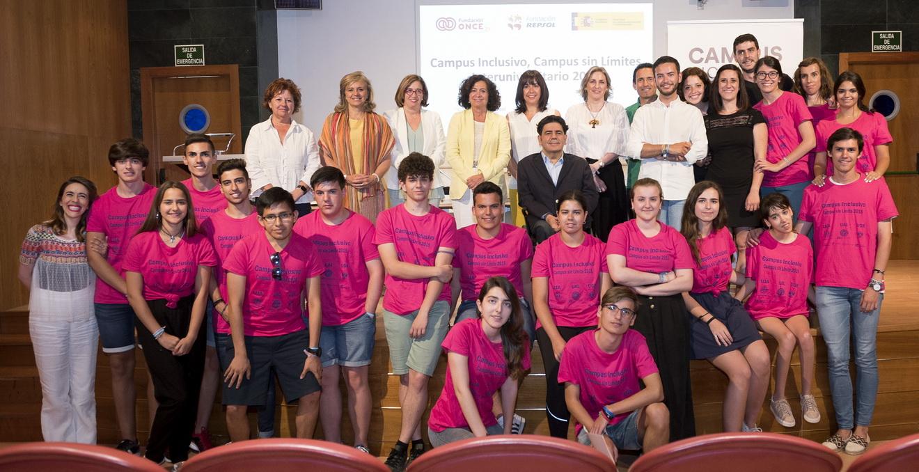 Clausura del Campus Inclusivo 2018