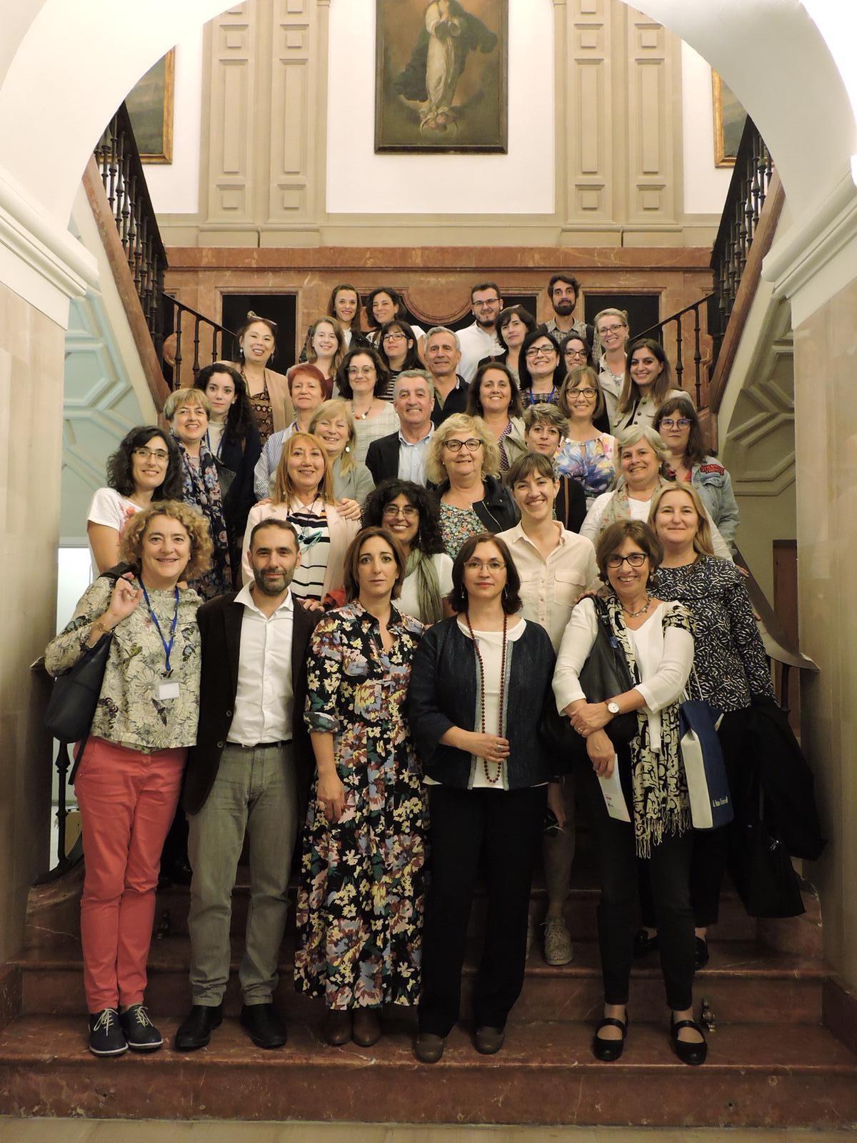 Foto de grupo asociación
