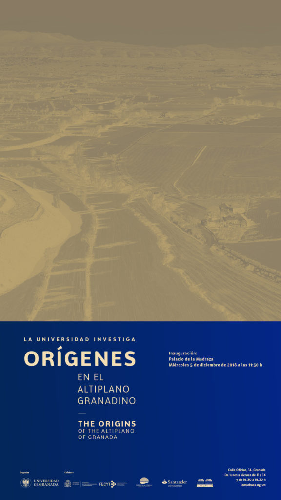 La Universidad investiga: Orígenes en el altiplano granadino (Granada High Plains)